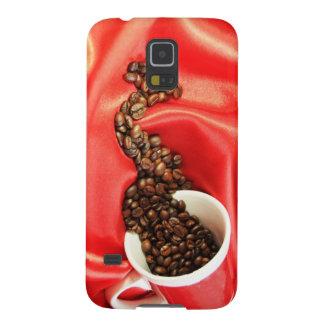 Coffee design galaxy s5 cases