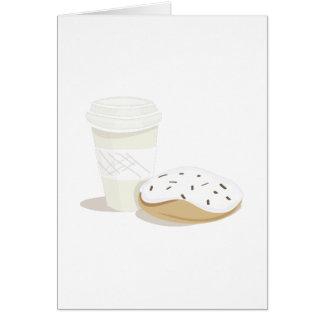 Coffee & Donut Card