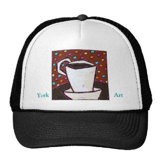 coffee dots cap