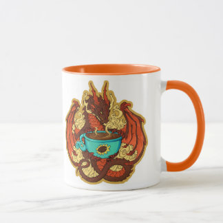 Coffee Dragon Mug