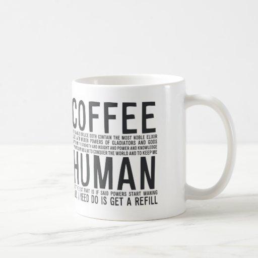 Coffee elixir gladiator power strength MA019 Mug