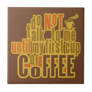 COFFEE FIRST tile