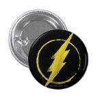 Coffee Flash Symbol - Yellow Pin