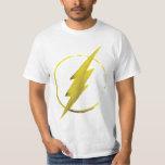 Coffee Flash Symbol - Yellow Tees
