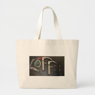 COFFEE FOR ANAESTHETISTS LARGE TOTE BAG