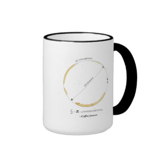 coffee forever ringer mug