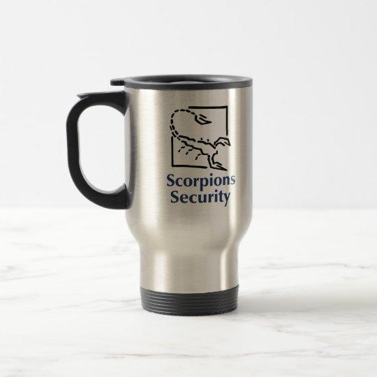 coffee goblet travel mug