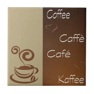 coffee hour tile