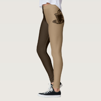 coffee  House Leggings