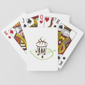 Coffee House Playing Cards