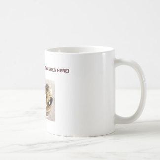 coffee ice cream, CHRIS' COFFEE ICE CREAM GOES ... Coffee Mug