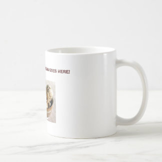 coffee ice cream, CHRIS' COFFEE ICE CREAM GOES ... Mug