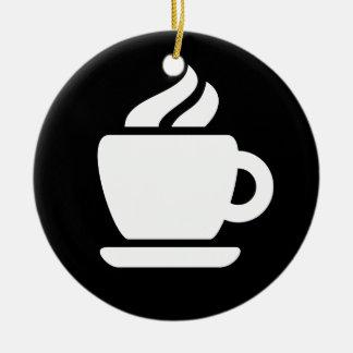 Coffee Ideology Christmas Ornament