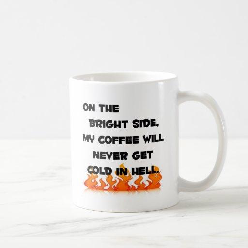 Coffee in Hell Mugs