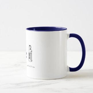 Coffee ≥ Insulin Mug