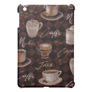 Coffee iPad Mini Cases