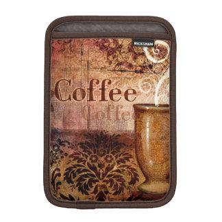 Coffee iPad Mini Sleeve