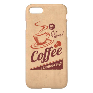 Coffee iPhone 7 Case