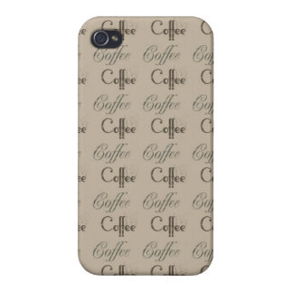Coffee iPhone 4 Covers