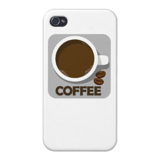 Coffee iPhone 4/4S Cover