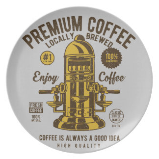 Coffee is always a good idea | Locally Brewed Plate