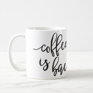 Coffee is Bae Mug