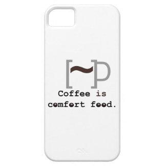 Coffee is Comfort Food iPhone 5 Case