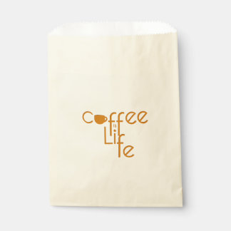 Coffee is Life #2 Favour Bags