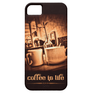 Coffee is Life iPhone 5 Case