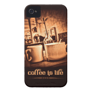 Coffee is Life iPhone 4 Covers