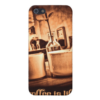 Coffee is Life iPhone 5 Covers
