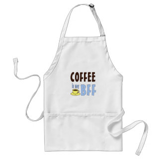 Coffee Is My BFF Standard Apron