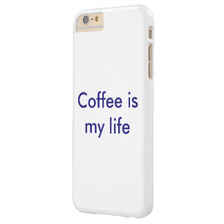 Coffee is my life case
