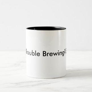 Coffee-ism Two-Tone Coffee Mug