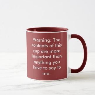 Coffee-isms Mug