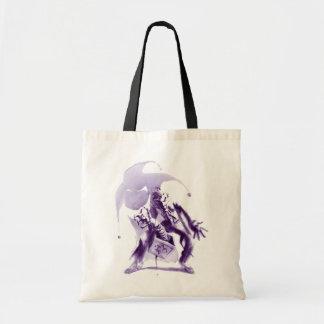 Coffee Joker Budget Tote Bag