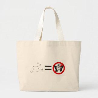 Coffee keeps the headaches away tote bag