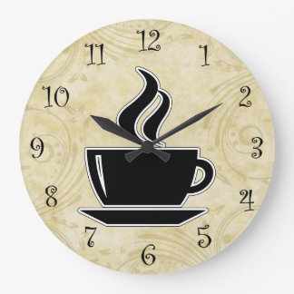 Coffee Kitchen Wall Clocks