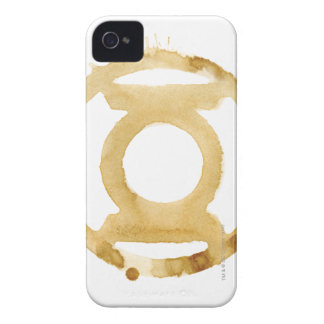 Coffee Lantern Symbol Case-Mate iPhone 4 Case