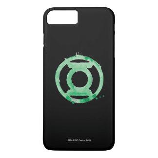 Coffee Lantern Symbol - Green iPhone 8 Plus/7 Plus Case