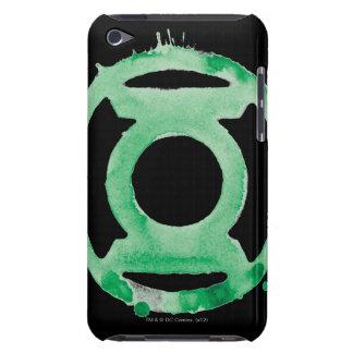 Coffee Lantern Symbol - Green iPod Case-Mate Cases