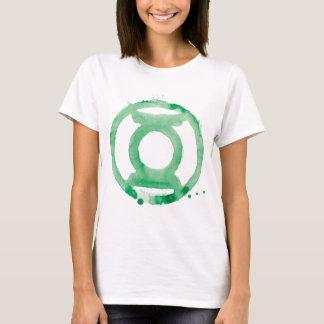 Coffee Lantern Symbol - Green T-Shirt