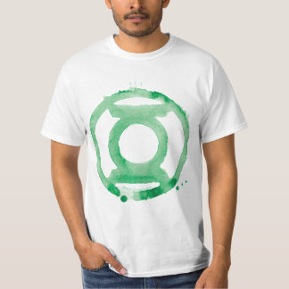 Coffee Lantern Symbol - Green T-Shirt