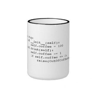Coffee Loop Coffee Mugs
