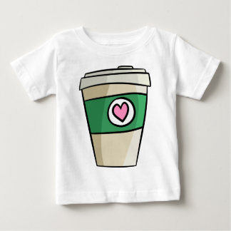 Coffee Love Baby T-Shirt