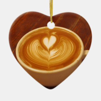 Coffee Love Christmas Ornament