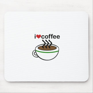 Coffee Love Mouse Mat