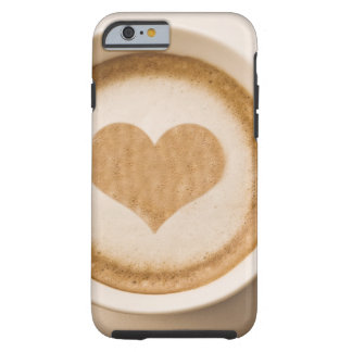Coffee Lover Heart iPhone 6 case Tough iPhone 6 Case