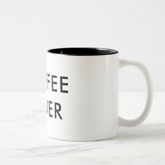'COFFEE LOVER' Mug