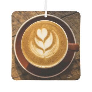 Coffee Lover's car air freshner